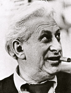 Studs Terkel, oral historian, 1979